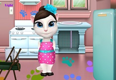 Talking Angela House Makeover
