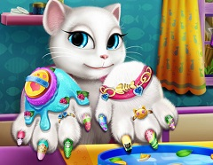 Talking Angela Nail Spa