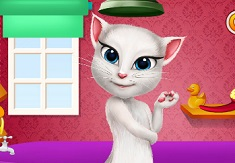 Talking Angela Trendy Makeover