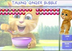 Talking Ginger Bubble