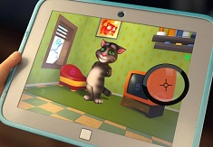 Talking Tom and Friends Spot Numbers