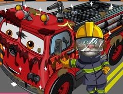 Talking Tom Fireman