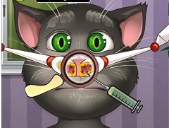 Talking Tom Nose Problem