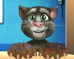 Talking Tom Paw Care
