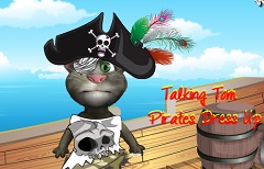 Talking Tom Pirate