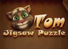 Talking Tom Puzzle Pictures
