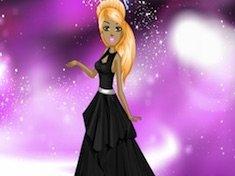 Tan Barbie Dress up
