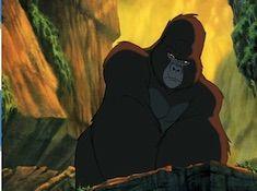 Tarzan Kerchak Puzzle