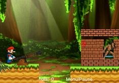 Tarzan VS Mario