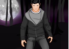 Taylor Lautner Dress Up