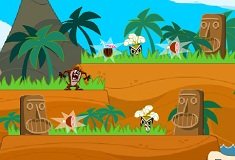 Taz Tropical Havoc Twister Island