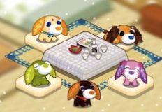 Tea Dog Little House