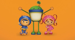 Team Umizoomi Connect