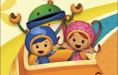 Team Umizoomi Differences 2