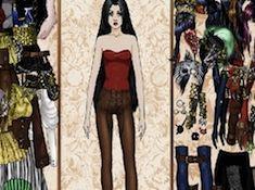 Teddy Black Steampunk Dress