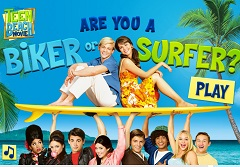 Teen Beach Are you a Biker or a Surfer