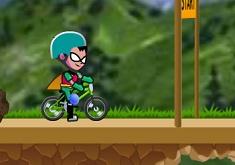 Teen Titans Bmx Race