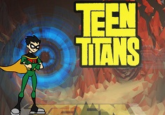 Teen Titans Dark Hero
