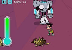 Teen Titans Go Channel Crashers