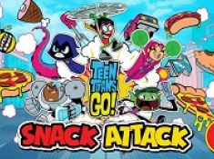 Teen Titans Go Snack Attack
