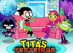 Teen Titans Party