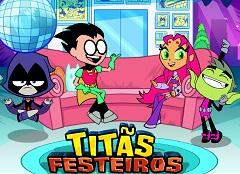 Teen Titans Party