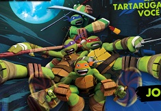 Teenage Mutant Ninja Turtles Quiz