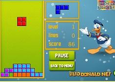 Tetris with Donald