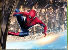 The Amazing Spiderman Puzzle