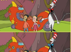 The Cat In the Hat Knows a Lot About That Differences