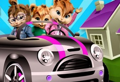 The Chipettes Dash Adventure