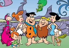 The Flinstones Find the Alphabets