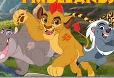 The Lion Guard Protectors of the Pridelands
