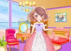 The Little Princess and Kawaii Bedroom