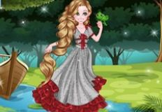 The Long Hair Rapunzel Dress Up
