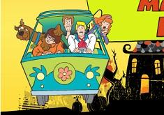 The Mystery Machine Ride 2