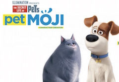 The Secret Life of Pets Moji Creater