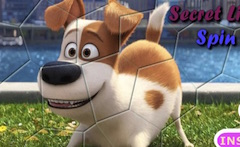 The Secret Life of Pets Spin Puzzle