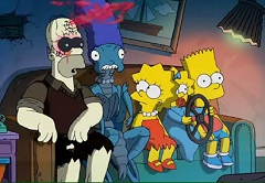 The Simpsons Halloween Memory