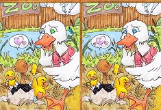 The Ugly Duckling Differences
