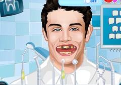 Thomas at the Dentist
