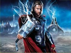 Thor and the Hammer Puzzle