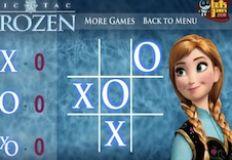 Tic Tac Frozen Anna