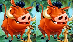 Timon and Pumba Differences