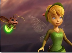 Tinkerbell and Blaze Cute Puzzle