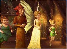 Tinkerbell and Fairies Puzzle