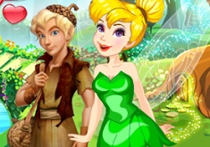 Tinkerbell and Terence Love Story