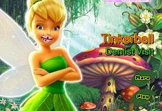 Tinkerbell Dentist Visit