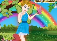 Tinkerbell Dress Up