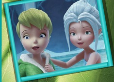 Tinkerbell Puzzle Mania